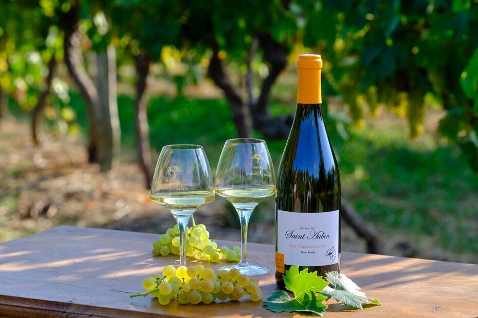 vin blanc doux Les Cigogneaux