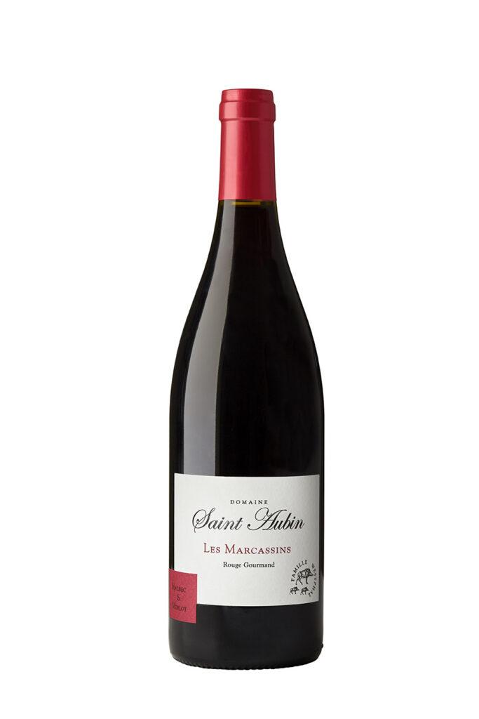 Saint-aubin vin rouge